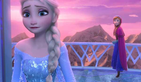 映画『アナと雪の女王」(原題「FROZEN」)